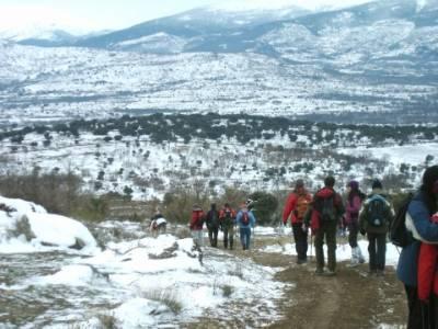 Valdemanco _ Buitrago del Lozoya  viajes senderismo; senderismo montaña